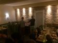 Bärchencup 2014 - Abendessen