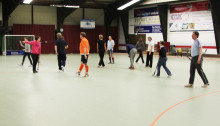 2. Eltern/Kind Hockey