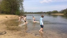 Baden im Falkenhagener See